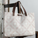 Old Rose Jamila Tote Bag