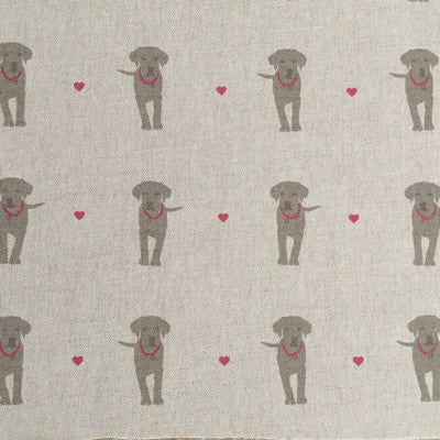 Puppy Love Linen | Assorted Colours