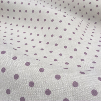 Blush Totally Dotty Linen
