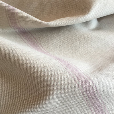 Heather Land Stripe Linen