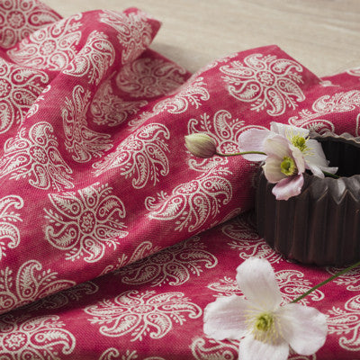 Ruby Blotch Mini Anoushka Linen