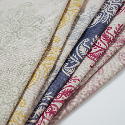 Anoushka Linen | Assorted Colours