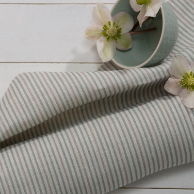 Baltic+Moth Multi Pinstripe Linen