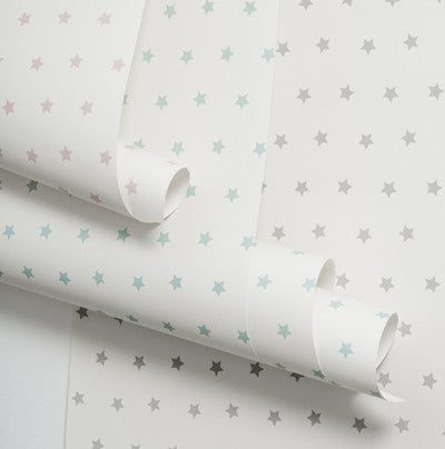 Shooting Stars Wallpaper | Assorted Colours