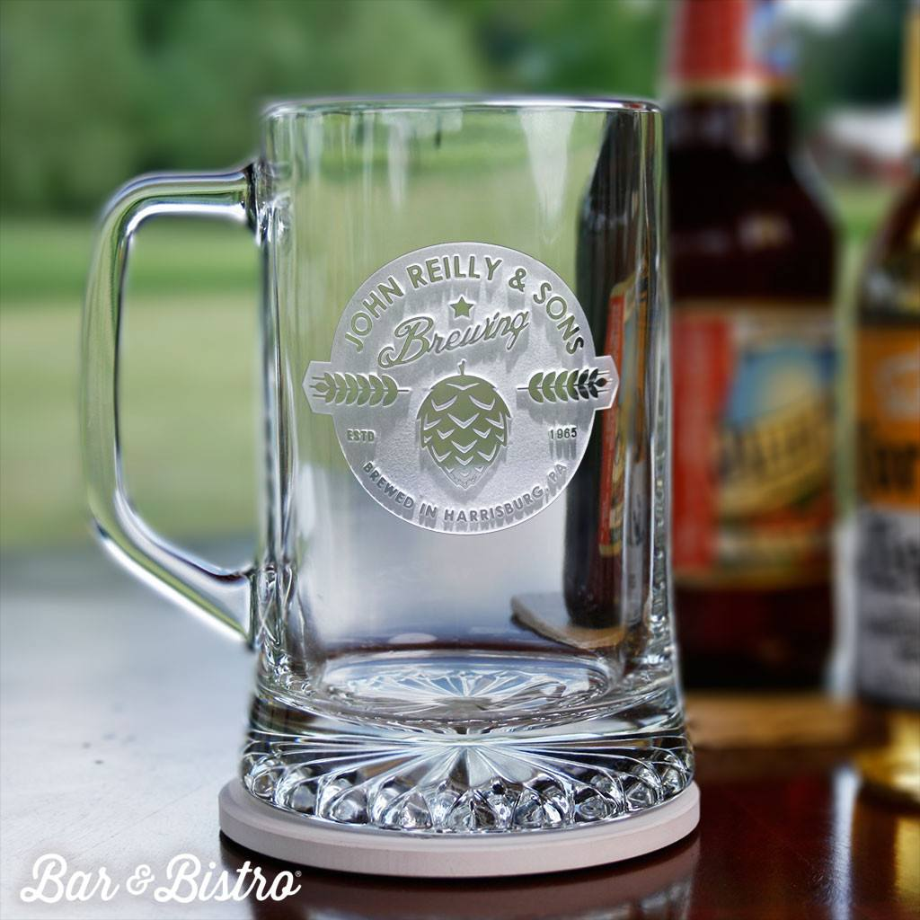 Barware - Brewing Company Beer Mug