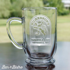Barware - Rampant Lion Coffee Mug