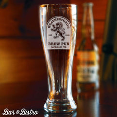 Barware - Rampant Lion Pilsner Glass