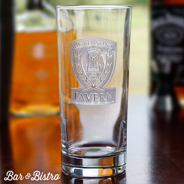 Barware - Tavern Shield Cooler Glass