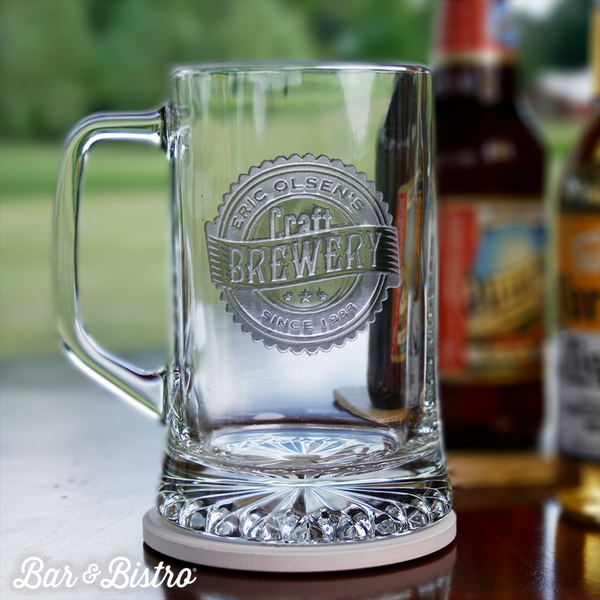 Craft Brewery Beer Mug