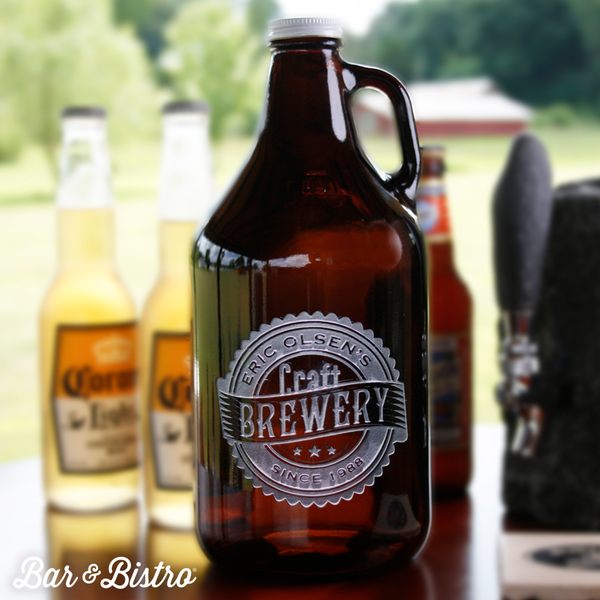 Craft Brew Growler - Bar and Bistro