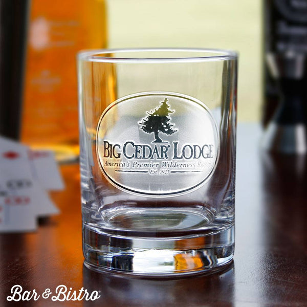 Whiskey And Rocks Glasses - Custom Logo Whiskey Glass