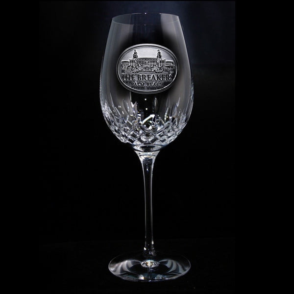 Wine Glasses - Custom Logo Waterford Wine