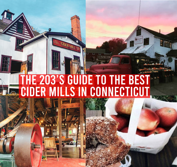 A Guide To The Best Cider Mills In Connecticut #FallingForThe203