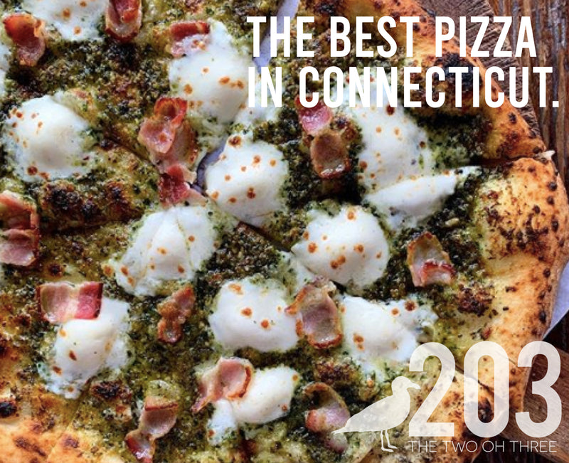 Best Pizza In Connecticut - The 203 Celebrates National Pizza Day!