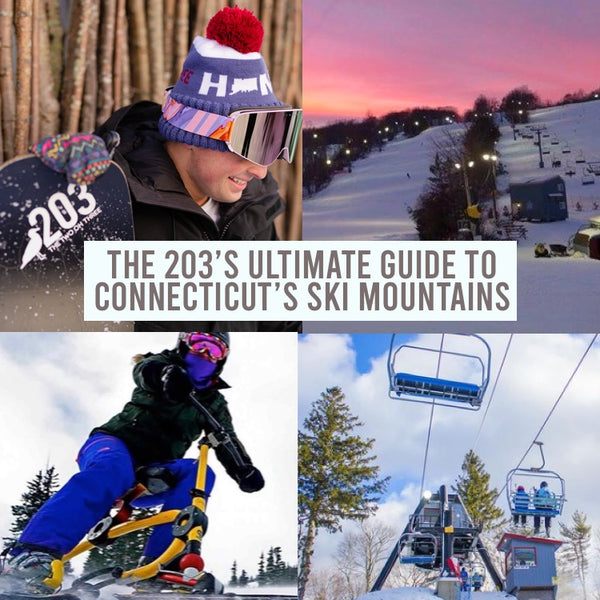 The 203's Guide To Connecticut Ski Areas