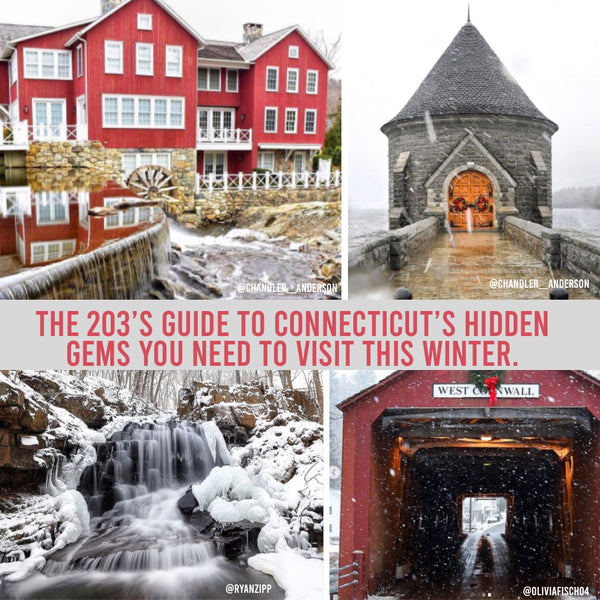 8 Hidden Gems To Visit in Connecticut This Winter