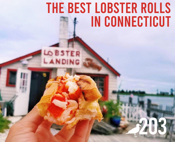 The Best Lobster Rolls in Connecticut!