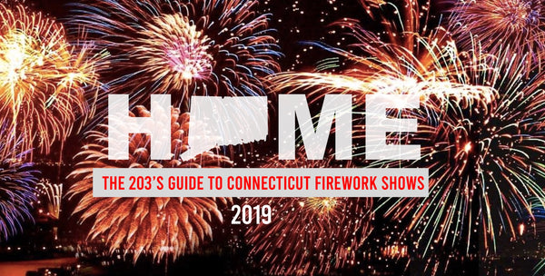 Connecticut's 4th of July Firework Shows - 2019