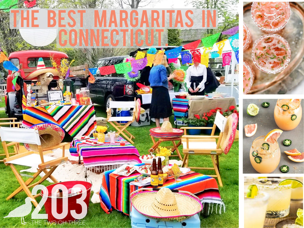 The BEST Margaritas in Connecticut - The 203's top picks!