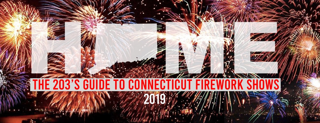 Firework Shows in Connecticut 2019 - The 203