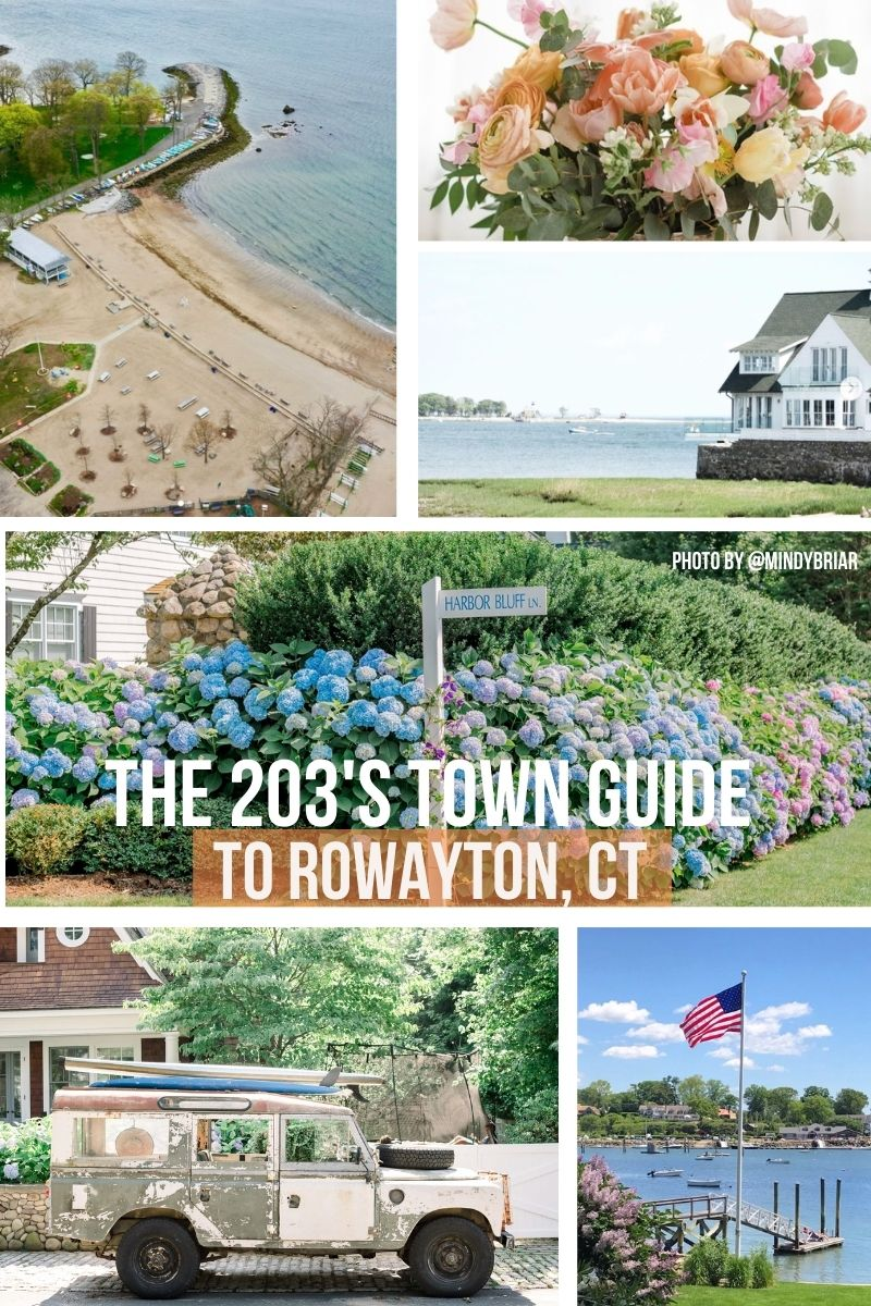 The 203's Town Guide To Rowayton Connecticut