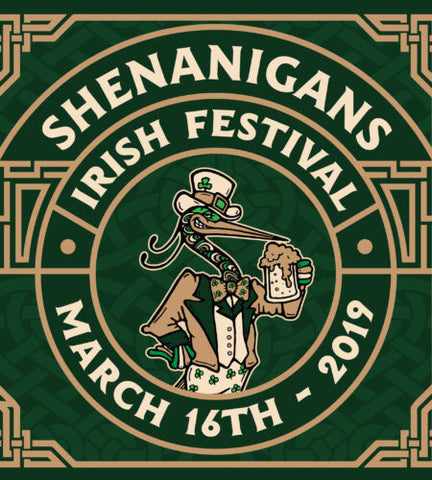 Stony Creek Brewery Irish Festival, St Patty's Day in CT