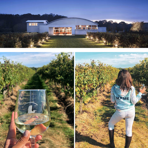 The 203's Guide To The CT Wine Trail Saltwater Farms