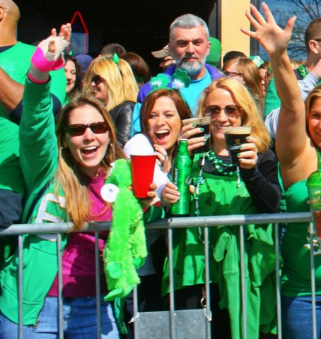 Hartford's St Patty's Day Pub Crawl