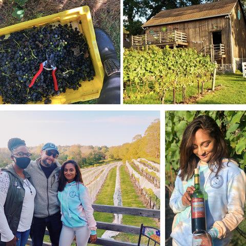 Sunset Hills Vineyard The 203's Guide to the CT Wine Trail