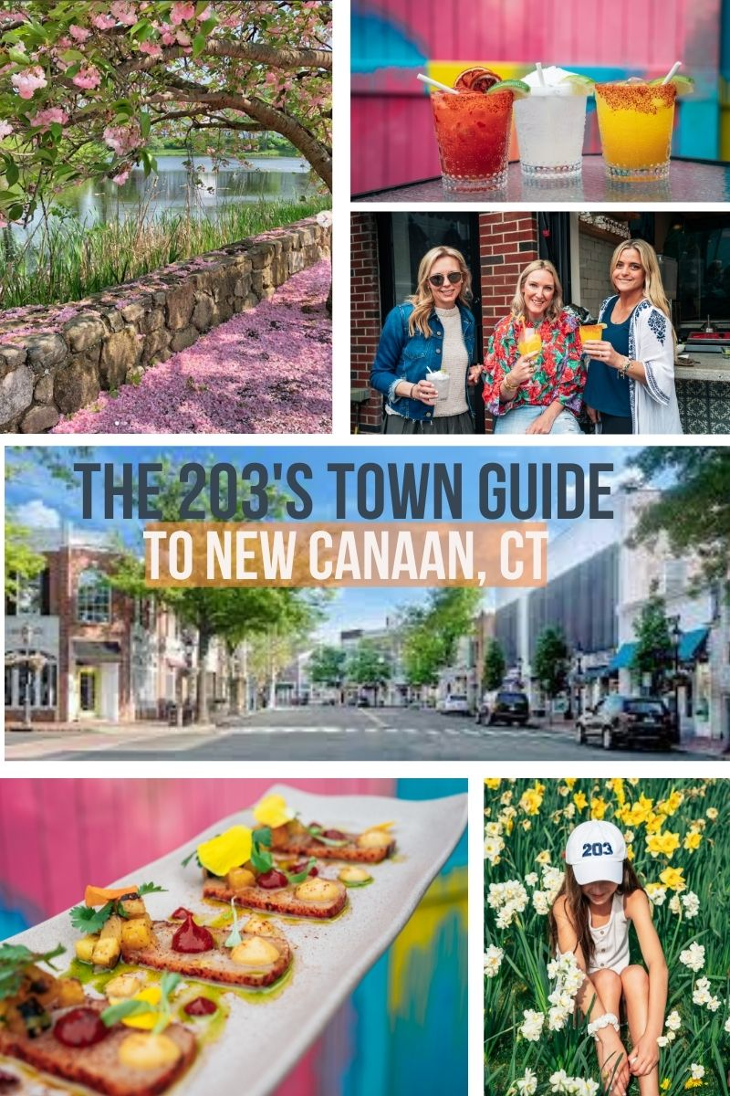 The 203's Town Guide To New Canaan CT