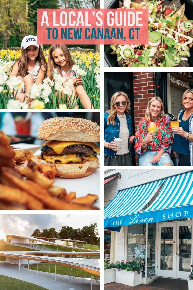 Town Guide To New Canaan The 203