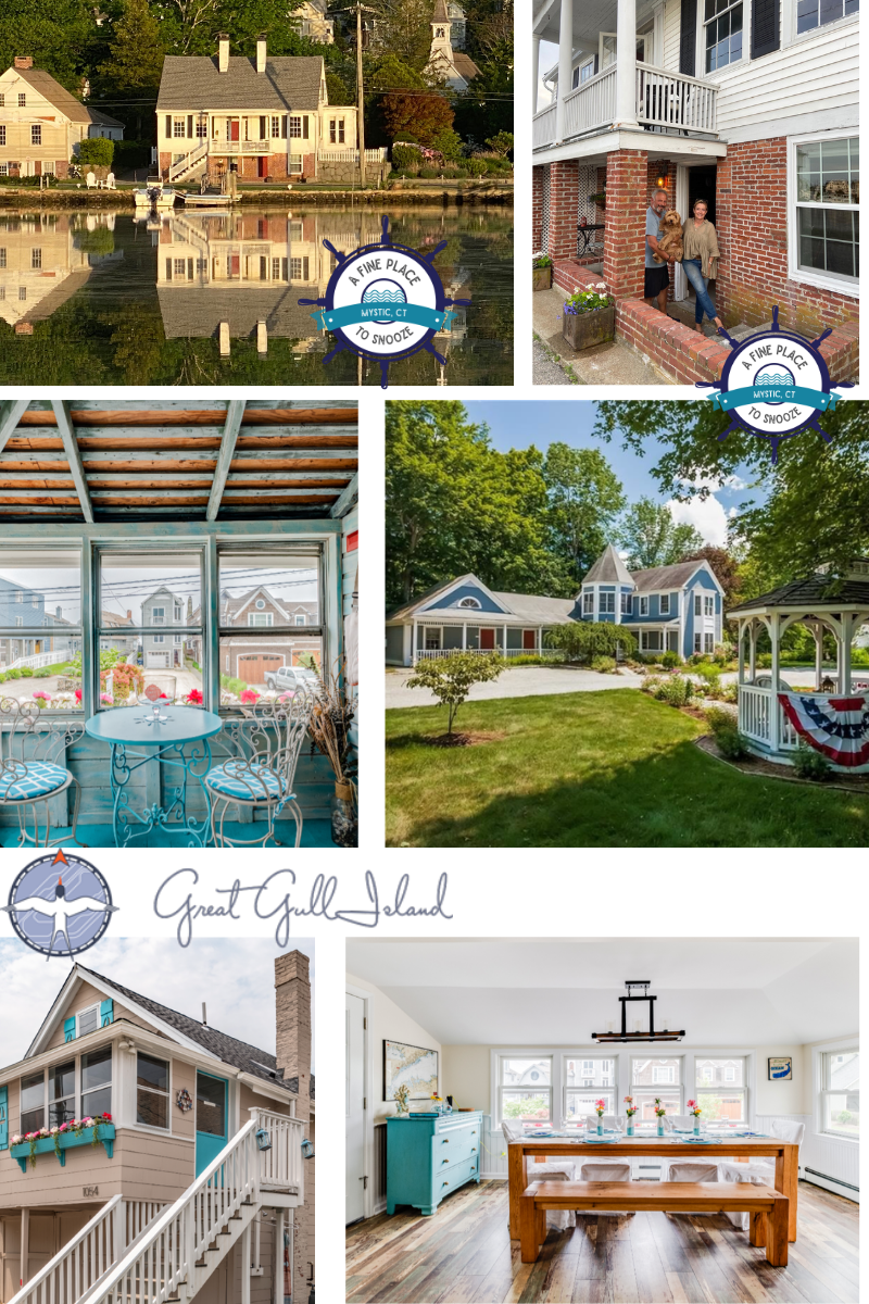 Best Airbnbs in CT