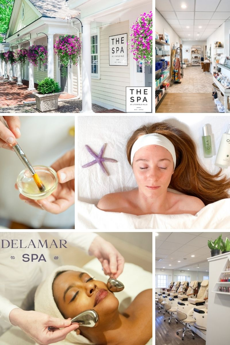 The Twoohthree's Fall Bucket List: CT Spas