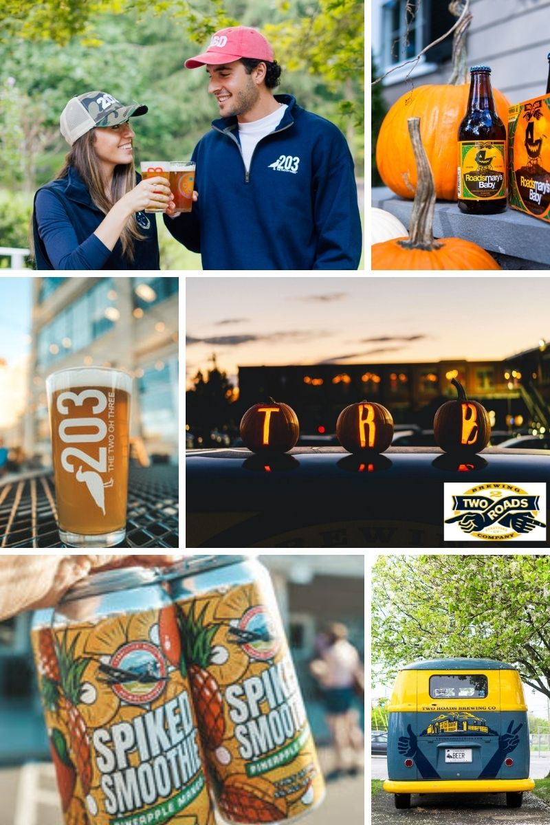 The Twoohthree's Fall Bucket List: CT Breweries