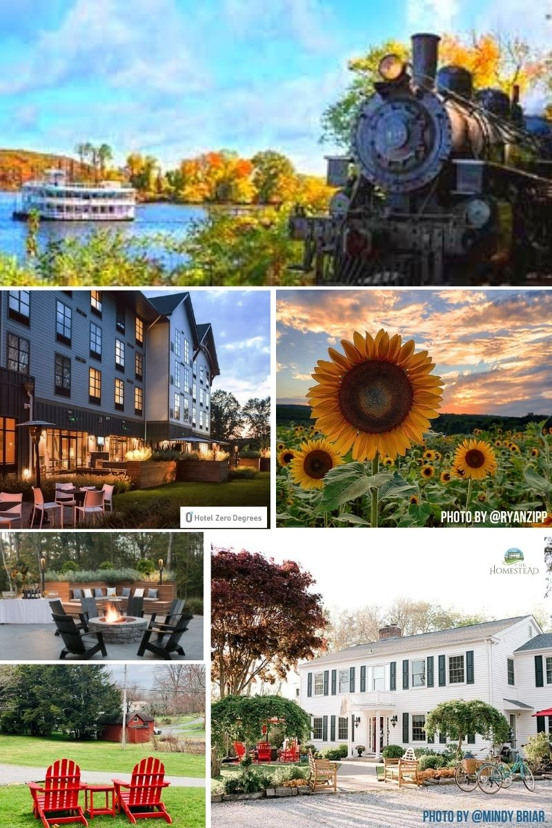 The Twoohthree's Fall Bucket List: CT's Best Hotels