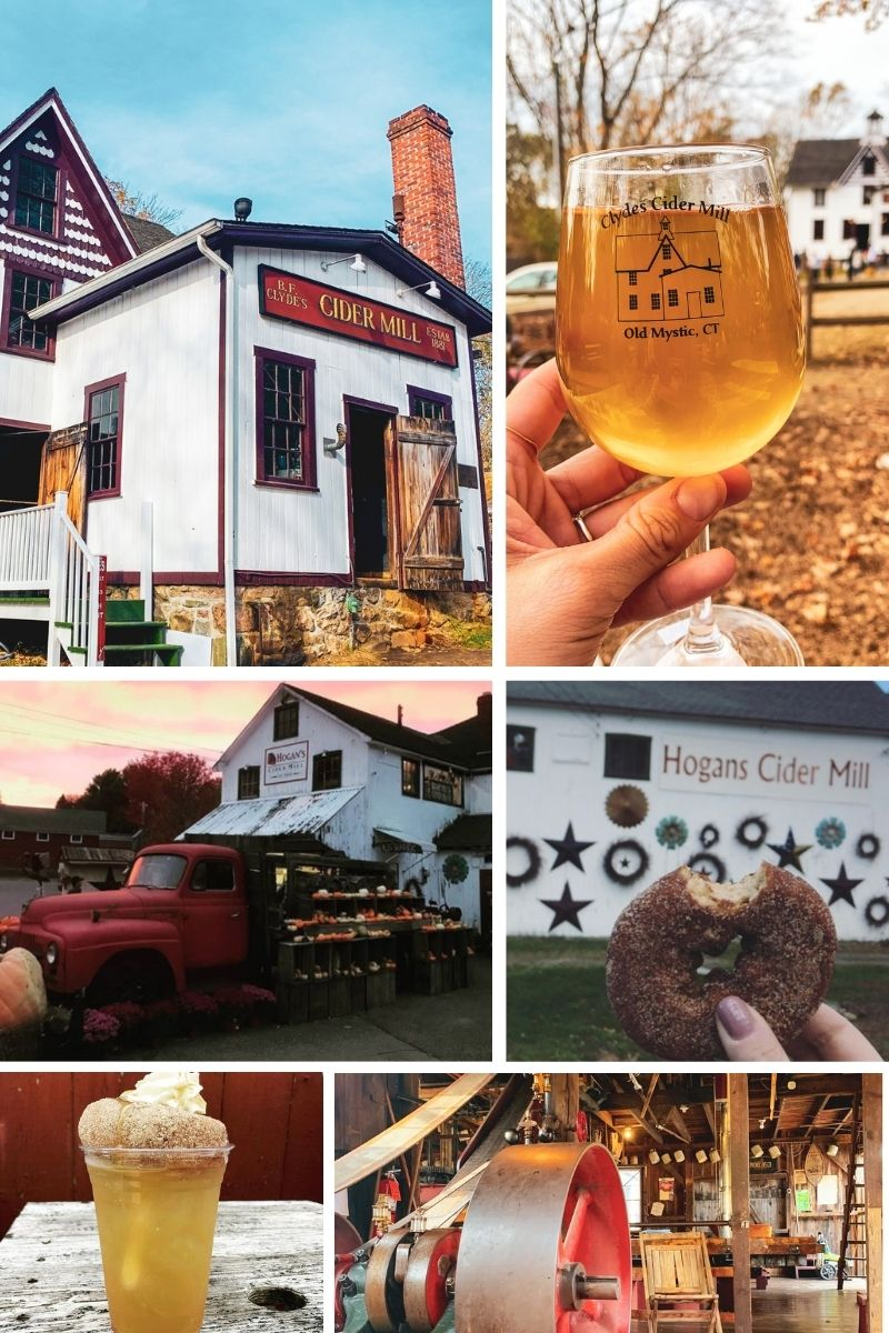 The Twoohthree's Fall Bucket List: CT Cider Mills