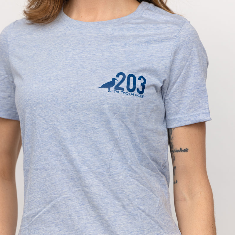 Lady's 203 Homie Short Sleeve Jersey