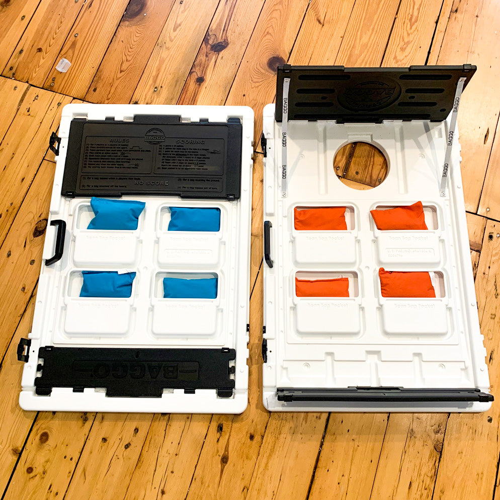 Portable Corn Hole Set