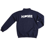 203 Classic HOME Quarter Zip Sweatshirt - The Two Oh Three