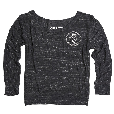 203 Boxy Long Sleeve - The Two Oh Three