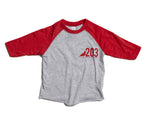 203 Toddler Baseball Tee