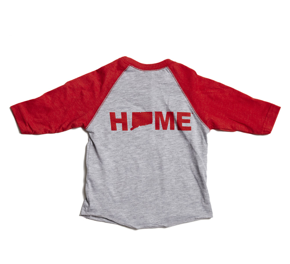 203 Toddler Baseball Tee - The Two Oh Three