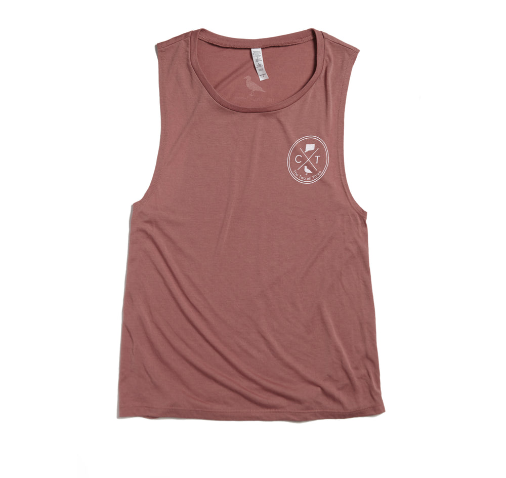 Feminine Muscle Tank - The Two Oh Three