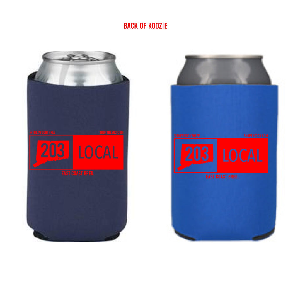 203 USA Koozies - The Two Oh Three