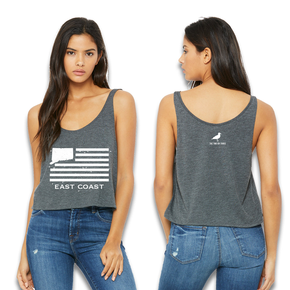 Lady's East Coast Boxy Tank