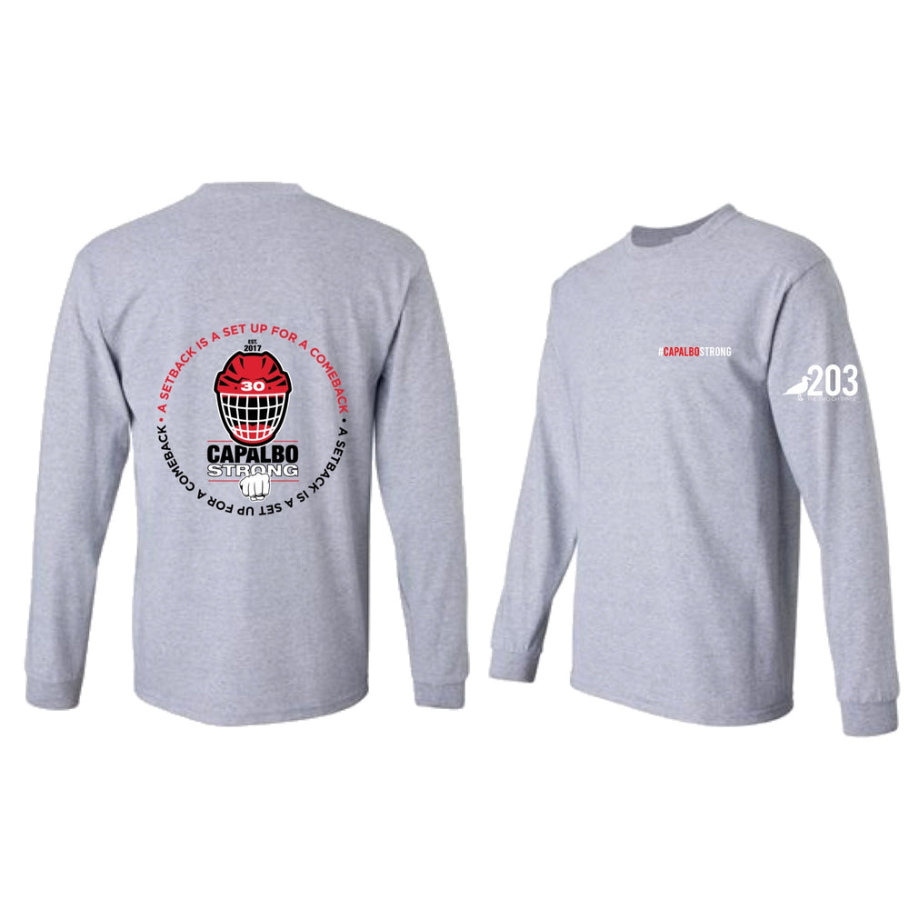 Capalbo Strong X 203 Long Sleeve Tee