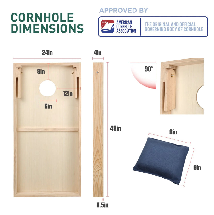 203 Corn Hole Set