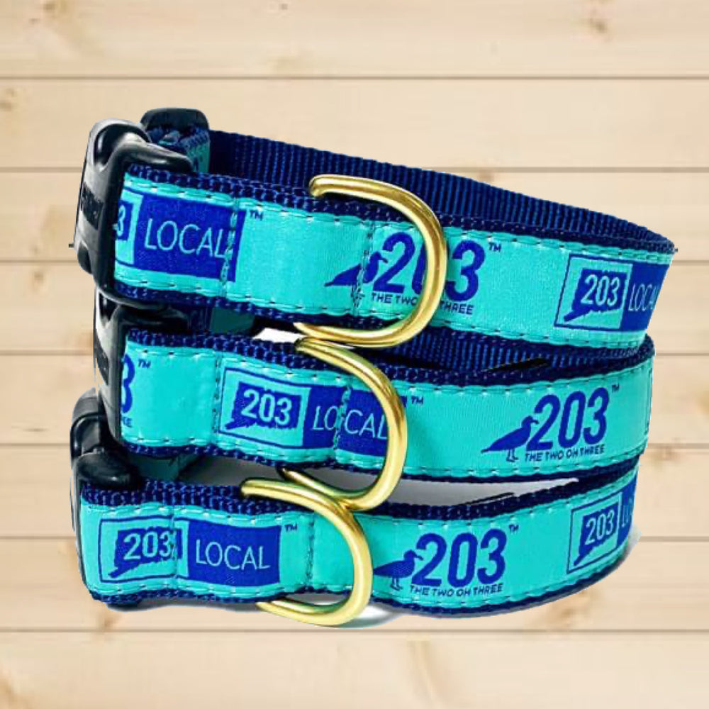 203 Local Dog Collar