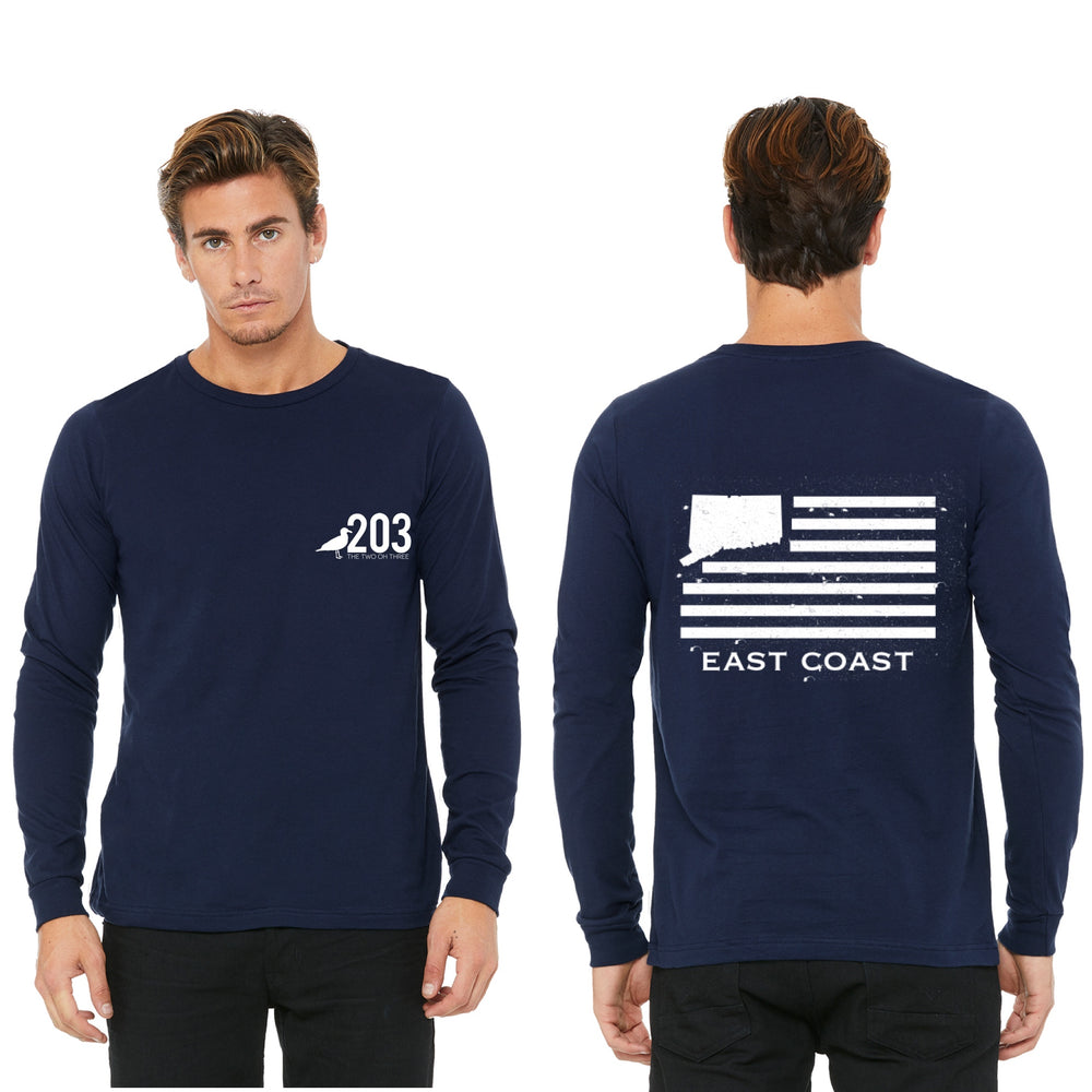 East Coast Long Sleeve - The Two Oh Three