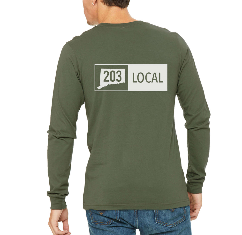The 203 Local Long Sleeve Tee